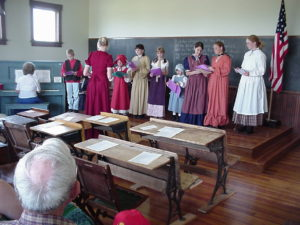 Lessons in the One Room Schoolhouse